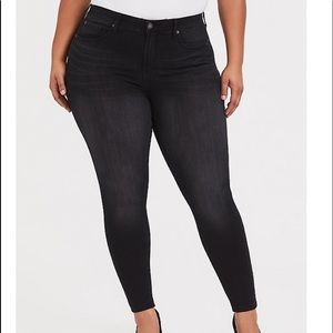 Torrid Sky High Super Skinny Jeans